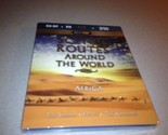 Scenic Routes Around the World: Africa (Blu-ray/DVD, 2011, 2-Disc Set)