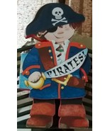Pirates Die Cut Shape Book by Giovanni Caviezel - $10.00