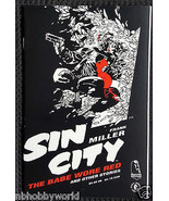 Frank Miller's SIN CITY The Babe Wore Red Dark Horse Comics 1994 VF/NM+ - $7.12