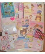 KAWAII JAPANESE SAN-X KAMIO CRUX SANRIO CUTE GIRLY STATIONARY MEMO STICK... - $14.00