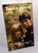 Two a Penny Novel Stella Linden David Winter PB 1972 London Underworld D... - $9.89