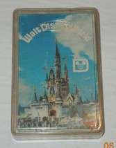 Vintage 70's 80's Walt Disney World Exclusive Deck of Playing Cards - $32.52