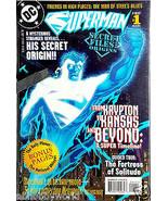 SUPERMAN Secret Files & Origins DC Comics 1998 VF/NM+ - $6.18