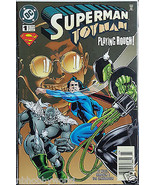 SUPERMAN/TOYMAN Playing Rough DC Comics 1996 VF/NM+ - $5.46
