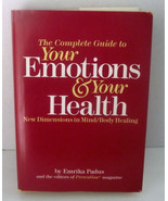 Your Emotions Health Complete Guide Padus Mind Body Healing HBDJ Happy M... - $16.81