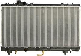 RADIATOR TO3010182 FOR 96 97 98 99 TOYOTA PASEO 95 96 97 98 99 TERCEL 1.5 L4 image 3