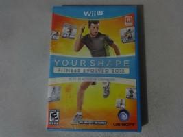 NIP Your Shape Fitness 2013 - Nintendo Wii U Video Game New Sealed Free ... - $15.83