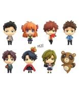 1x Gekkan Shoujo Nozaki-kun Color Colle Figure Strap Hori Seo Nozaki Kas... - $16.82