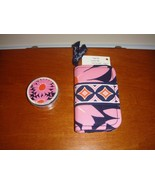 Vera Bradley Loves Me Nail Kit And Sugarfree Peppermints - $36.99