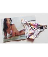 NWT Victoria's Secret Very Sexy Crisscross String Cheeky in Multi Stripe... - $25.00