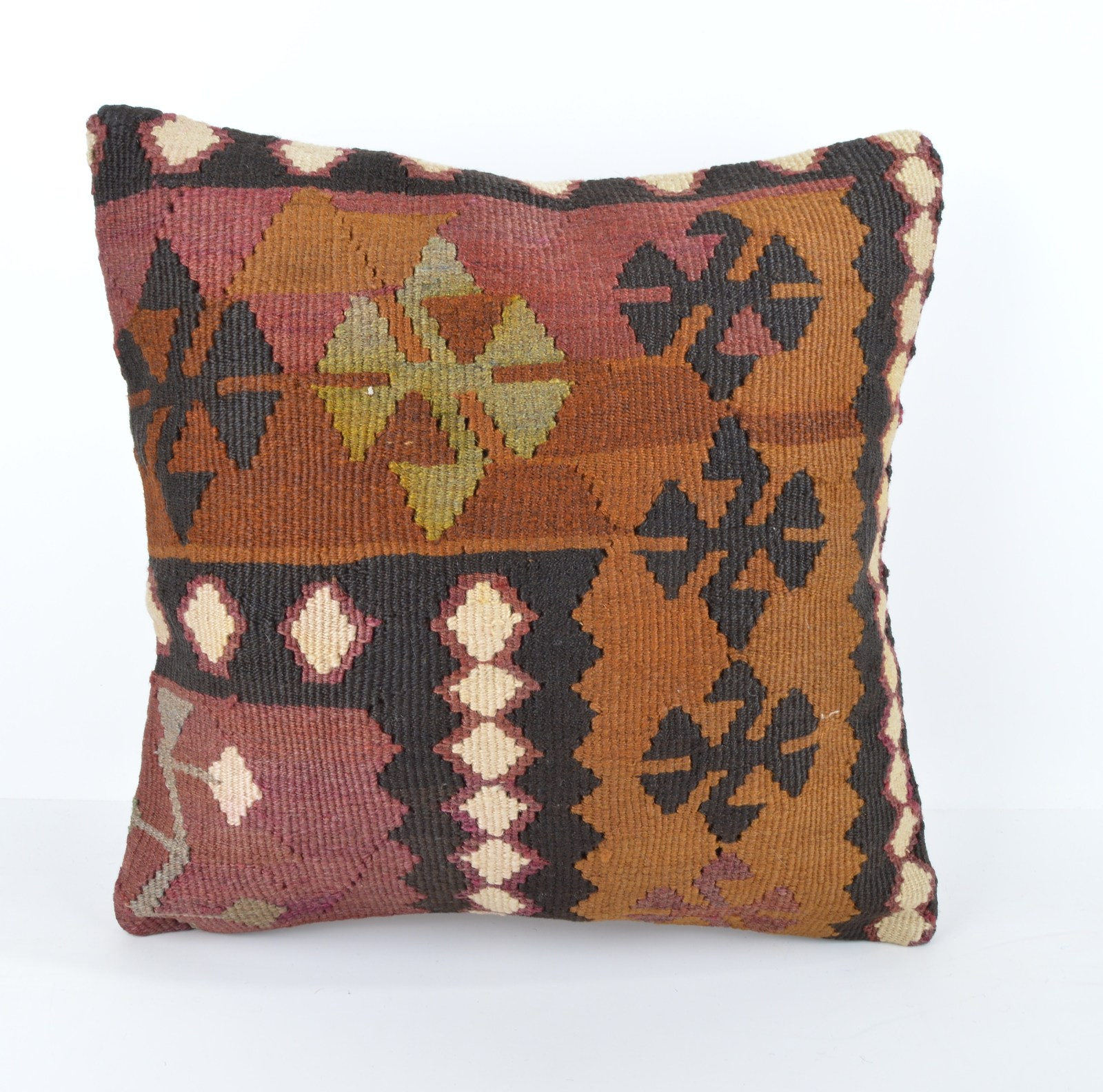 Floor Pillow Covers 25x25 : brown pillow cover furniture pillow floor cushion cover easter pillow design - Pillows