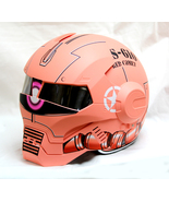 Masei 610 Gundam Zaku Matt Red Motorcycle Helmet - $499.00