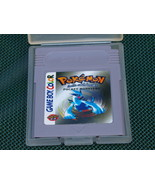 NINTENDO POCKET GAMEBOY POKEMON COLOUR POCKET MONSTERS - $14.35