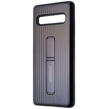 Samsung Galaxy S10 5G Rugged Protective Cover with Kick Stand - Drop & S... - $11.99