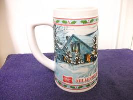 Ceramarte Limited Edition Miller High Life Beer Stein Mug Brazil - £13.58 GBP