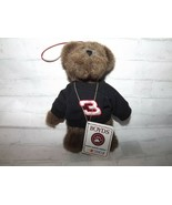 """Boyds Bears Racing Famiiy #3 Nascar Dale Earnhardt Ornament 6"""" T Brown P... - $10.67"""