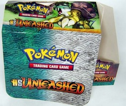 HS Unleashed Pokemon Empty Booster Box Display Boxes - $8.95