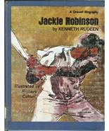 1971 jackie robinson book by kenneth rudeen brooklyn dodgers - $9.99