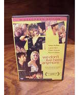 We Don't Live Here Anymore Film DVD, Widescreen Edition, 2004, rated R - $5.75