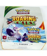 Roaring Skies Pokemon Empty Booster Box Display Boxes - $7.95