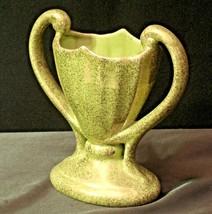 Collector's USA Green Vase 40 AB 154 Vintage image 2