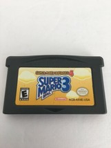 Super Mario Advance 4: Super Mario Bros 3 Nintendo Game Boy Advance 2003 - $9.89