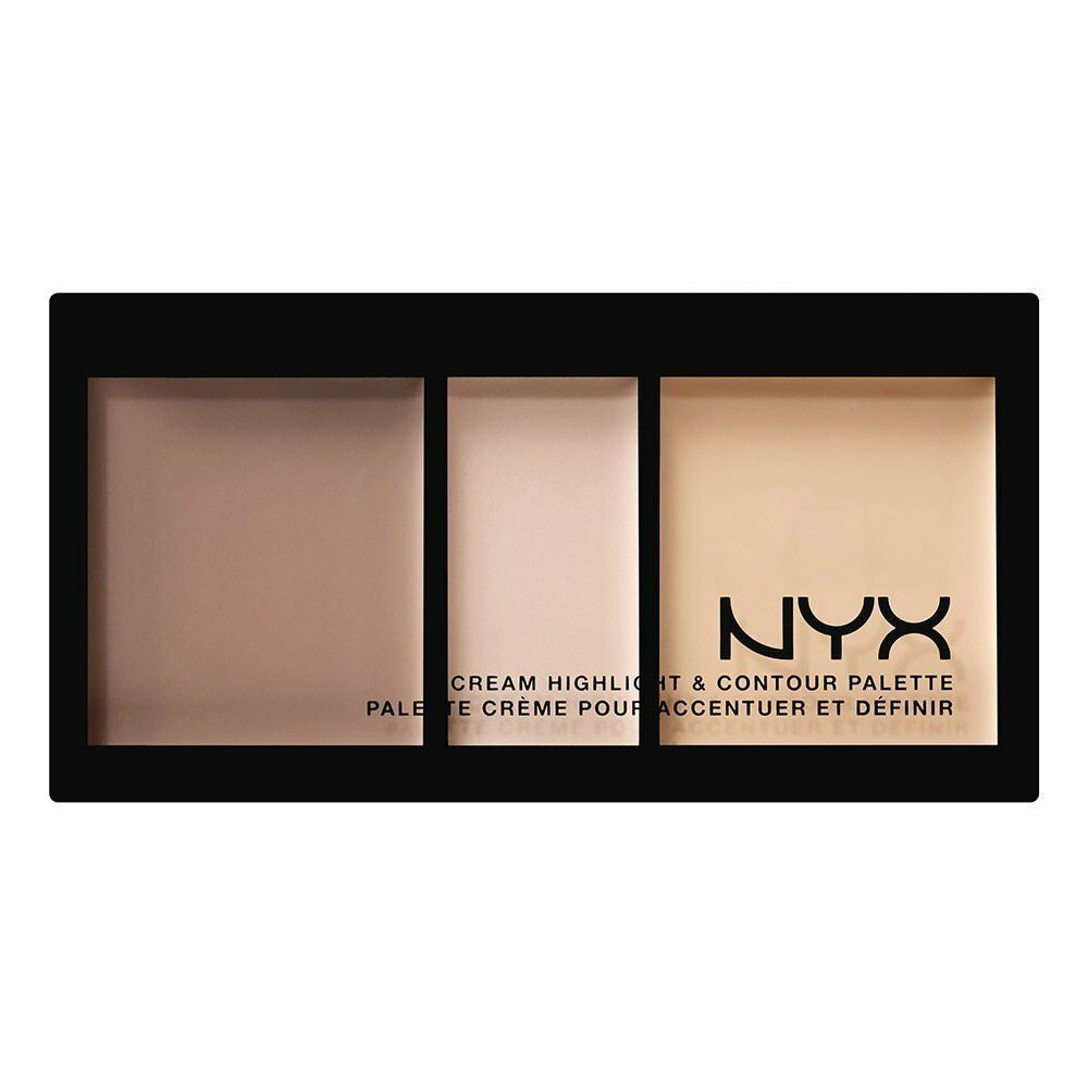 Primary image for NYX Cream Highlight & Contour Palette - CHCP01 LIGHT