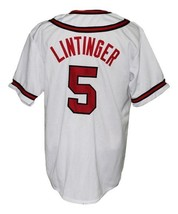 Custom Name Number New Orleans Pelicans Baseball Jersey 1940 White Any Size image 2