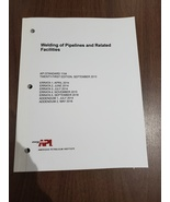 API 1104 21st Edition Welding of Pipelines and Related Facilities - $179.00