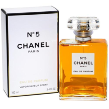 Chanel No.5 Perfume 3.4 Oz Eau De Parfum Spray  image 1