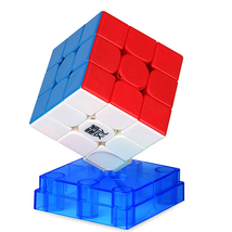 Moyu 2020 Weilong WR M Magnetic 3x3x3 Magic Cube 3x3 Puzzle Speed Stickerless - $49.82