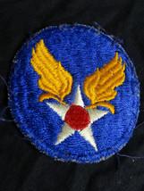 Vintage Military Original WW2 1939-45 USAAF U S Air Force Shoulder BADGE... - $70.78