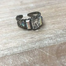 Sorrelli Aurora Borealis & Clear Crystal Ring - $37.62