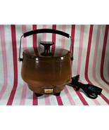Groovy MoD 1970's Chilton Fry Bucket Gauge Aluminum Electric NonStick De... - $24.00