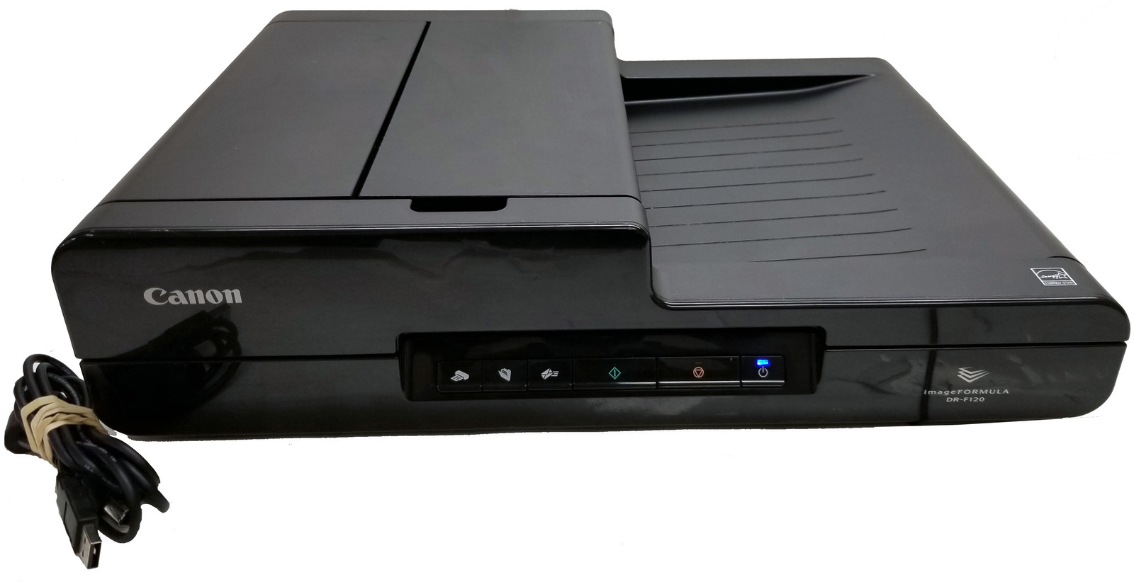 Canon DR-F120 Flatbed imageFORMULA  Document Scanner Bin:11