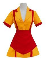 2 Broke Girls Fancy Dress Costumes TV Drama Cosplay Womens Dress - $19.99