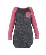 Hello Mello Carefree Threads Sleep Shirt-Small Black - $29.99