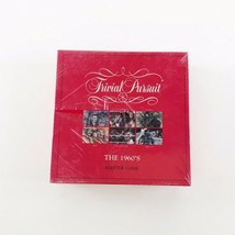 Trivial Pursuit The 1960s Master Game Parker Brothers SEALED BOX Complet... - £28.79 GBP