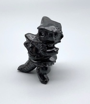 "Max Toy ""Smoke"" Clear Black Mini Mecha Nekoron image 4"