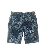 Men's Floral Print Chino Shorts - Goodfellow - Navy Size 30 and 10.5 in ... - $16.49
