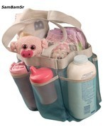 Go Fresh Shower Caddy, Pocket,Storage,Gift,Organize,Accessories,Bath, Ho... - $23.49