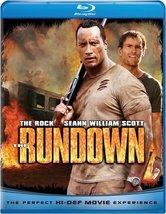The Rundown [Blu-ray] (2003) New