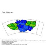 Flower Cup Wrapper5-Download-ClipArt-ArtClip-Di... - $3.00