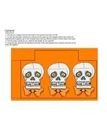 Halloween Garland2-Download-ClipArt-ArtClip-Digital Tags-Digital - $4.00