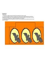 Halloween Garland4-Download-ClipArt-ArtClip-Garland Digital-Digital - $4.00