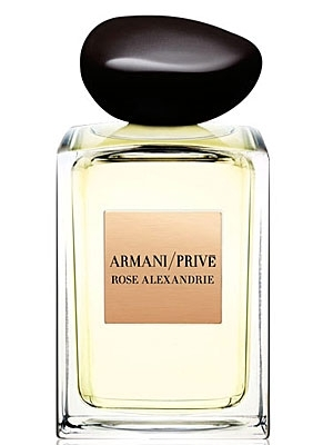 ROSE ALEXANDRIE by ARMANI/PRIVE 5ml Travel Spray Perfume NEROLI MIMOSA TANGERIN