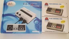 schwarz/weiß Videospiel System Spiel NES Nintendo + 2 extra lang 2.7m M ... - $40.02
