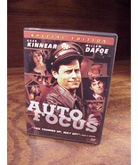 Auto Focus Film Special Edition DVD with Greg Kinnear, 2002, rated R - $5.75