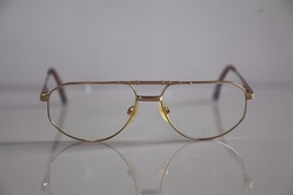 TREND COMPANY Eyewear, Gold Frame, Clear Lenses Prescription. - $24.75