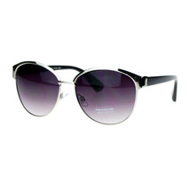 Fashion Sunglasses Womens Cute Round Frame UV Protection - $8.95